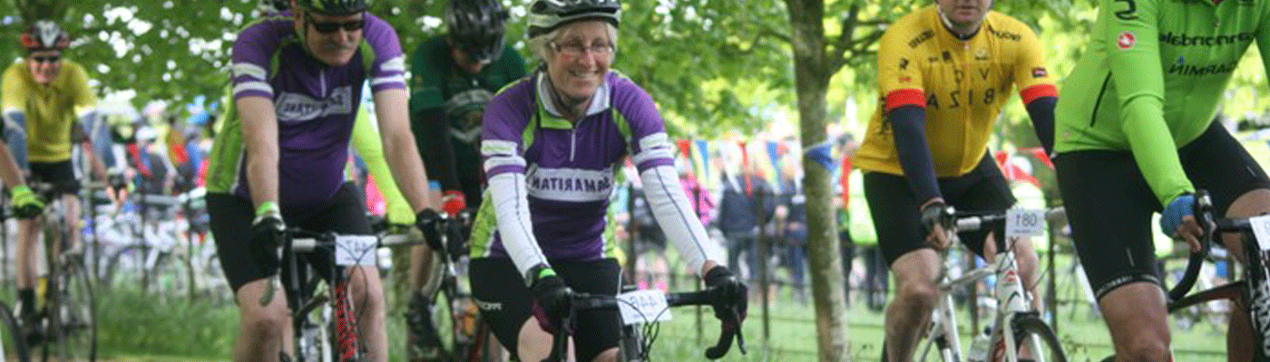 Now in its 4th year - a sportive in the Chilterns