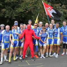 Samaritans Cycle challenge launched to support struggling Buckinghamshire charity