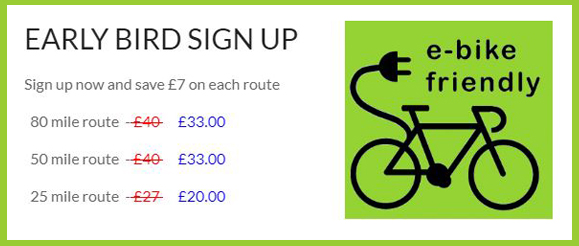 Samaritans Chiltern Sportive early bird signup
