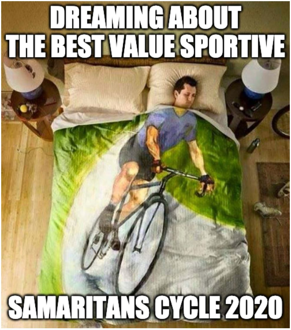 Dreaming about Samaritans Cycle
